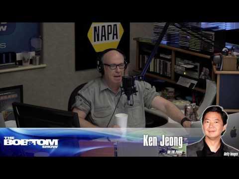 Actor Ken Jeong Calls In