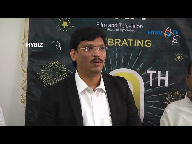 Uday Kiran | FTIH received International Excellence Award 2018
