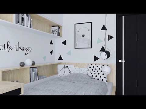 Cool !!! 44 Bedroom Designs Ideas With Beautiful Black