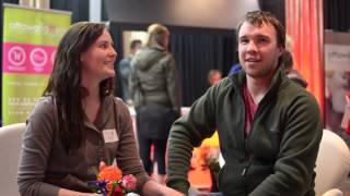 Ottawa Flowers - Ottawa Wedding Show 2014 Part 1