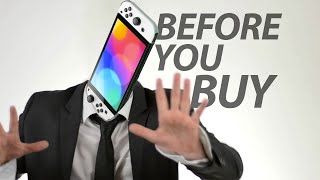 Nintendo Switch OLED - Before You Buy (Video Game Video Review)