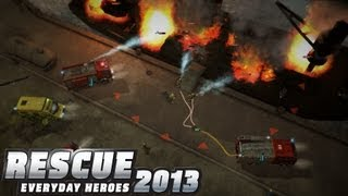 Rescue 2013: Everyday Heroes - English Trailer
