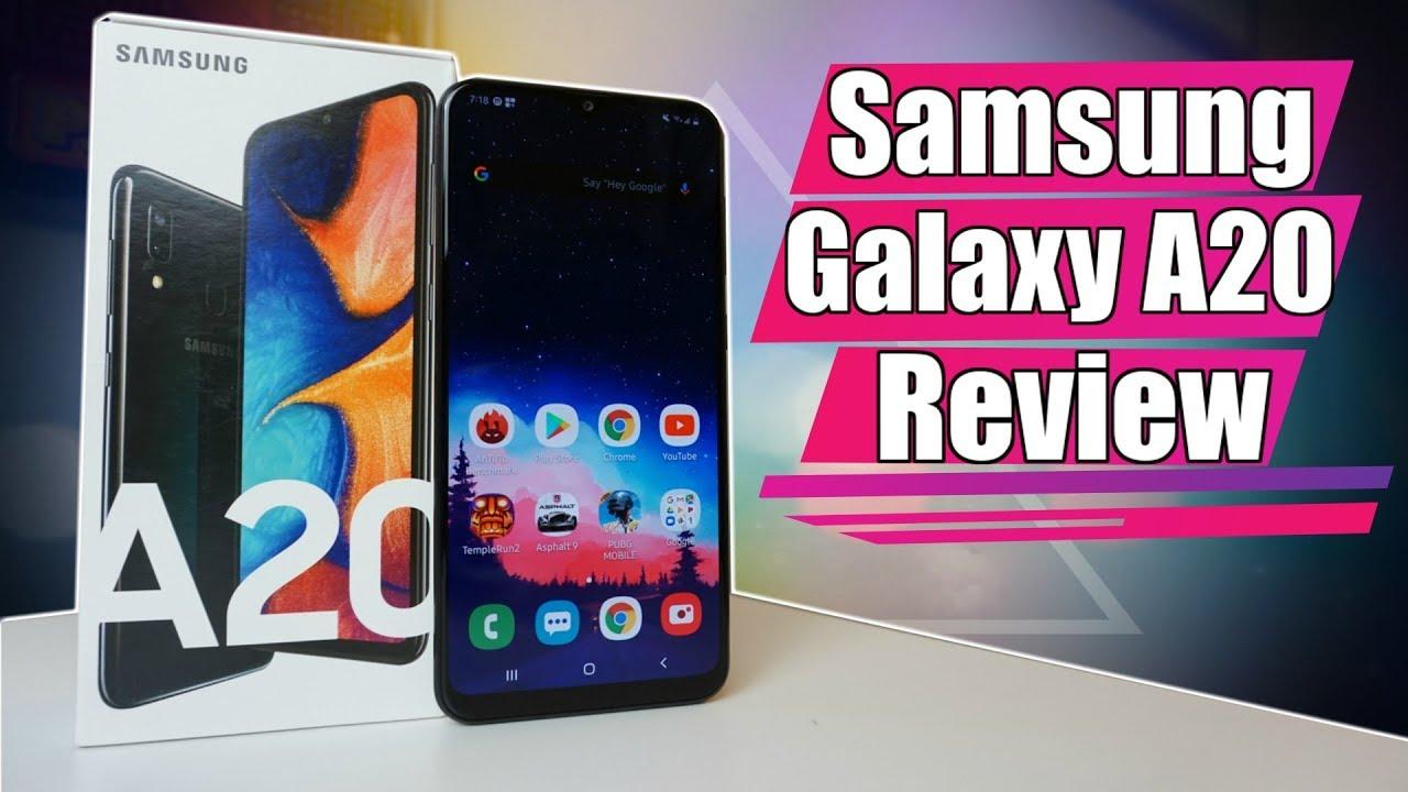 Samsung Galaxy A20 (SM-A205F) specifications