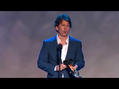 Todd Howard Hall of Fame Award - 20th Annual D.I.C.E. Awards