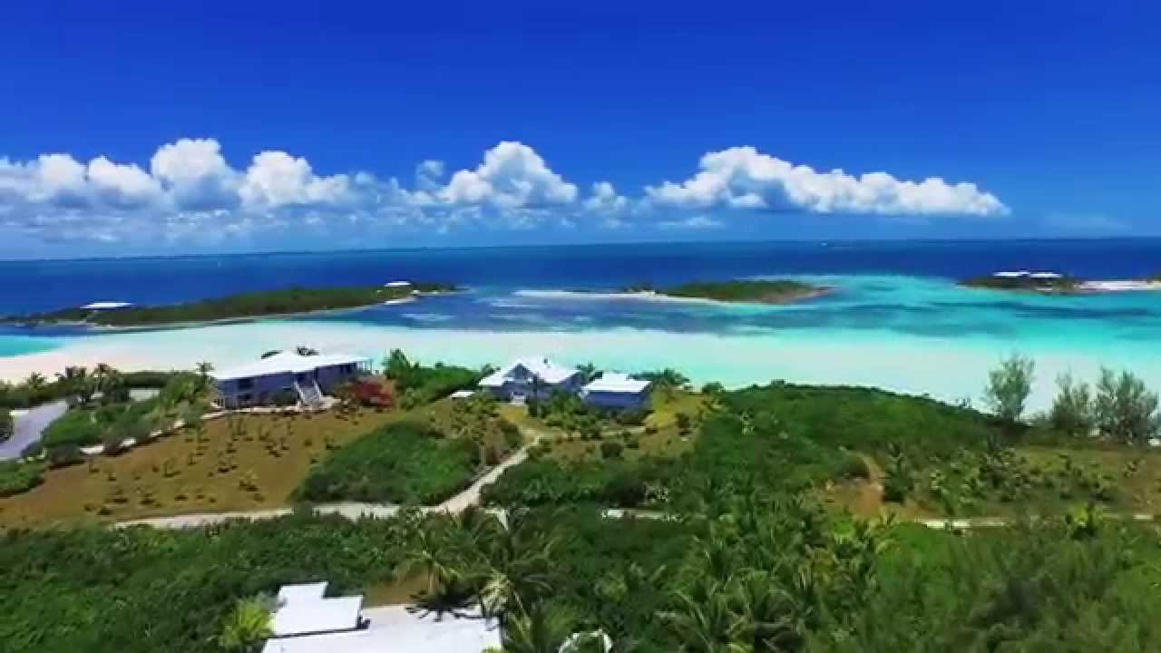 bahamas private island scotland cay beach front villa for sale abaco youtube. Black Bedroom Furniture Sets. Home Design Ideas