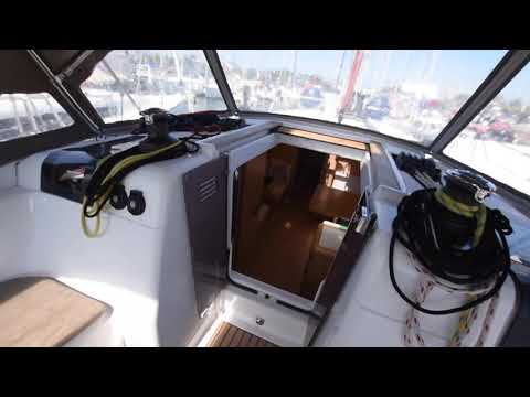 Jeanneau Sun Odyssey 419 for sale by YACHTS CO