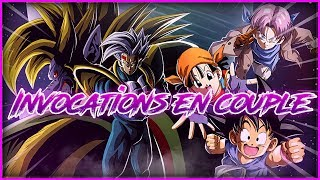 Invocations en couple ! Baby LR & Goku GT LR... J'aurais dû ?! Dokkan Battle