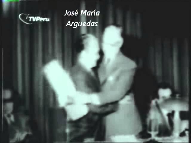 Imágenes(vídeo)César Vallejo,José M. Arguedas,José Carlos Mariátegui