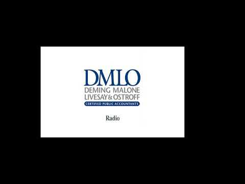 DMLO Accounting Radio Spot