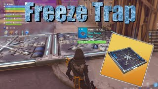 *NEW* Freeze Trap Gameplay in STW (Fortnite Battle Royale)