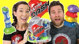 Ultra Dash Game - Who's Faster???