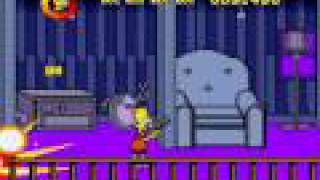 Game | SNES Longplay 014 The Simpsons Bart s Nightmare | SNES Longplay 014 The Simpsons Bart s Nightmare