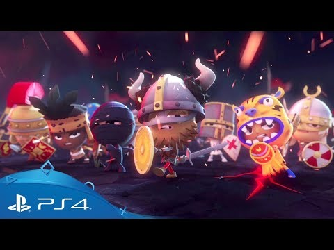 World of Warriors | Launch Trailer | PS4