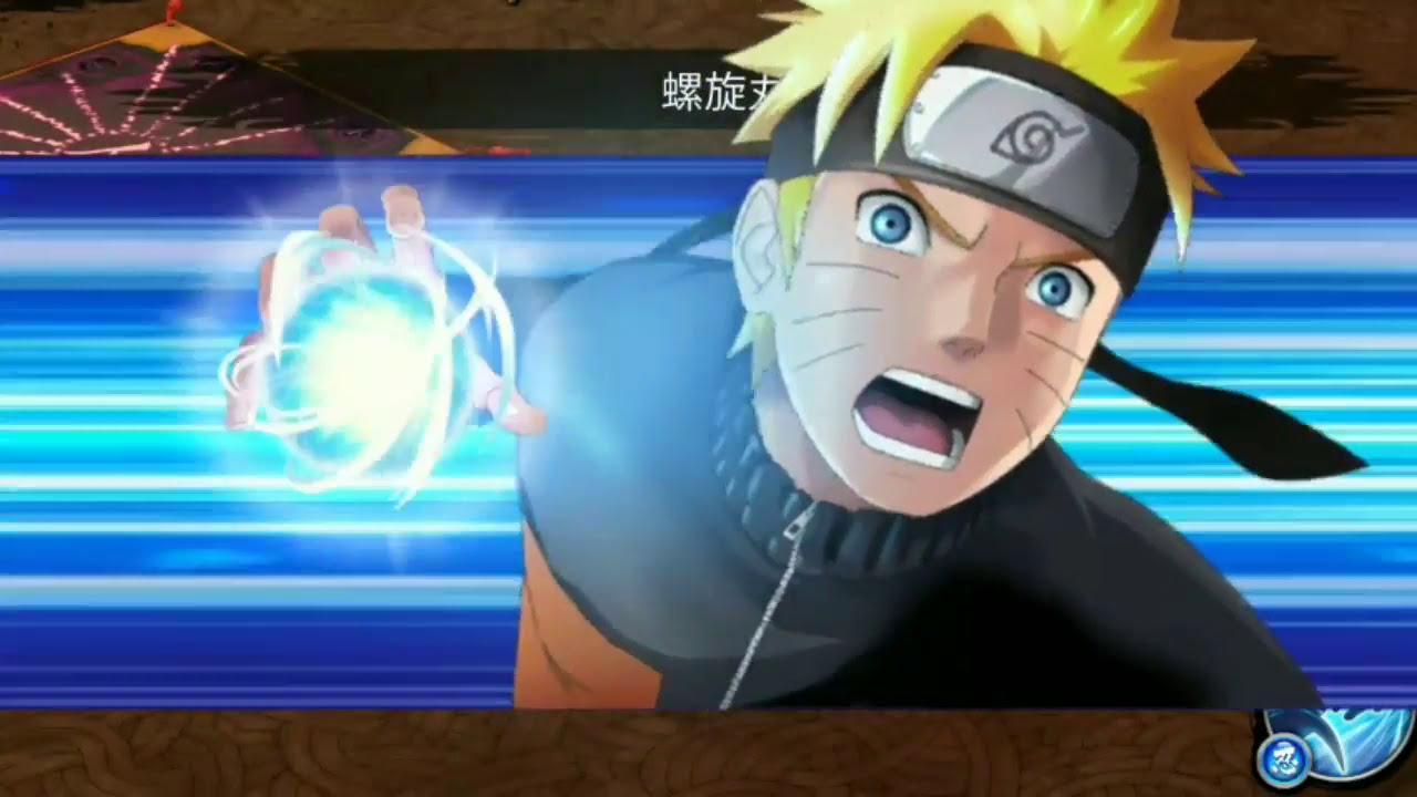 naruto x boruto ninja voltage mod apk 1.0.7