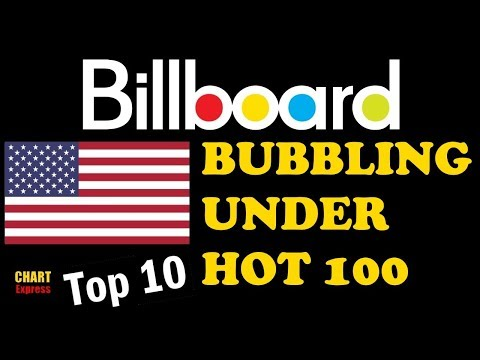 Billboard Bubbling Under Hot 100 | Top 10 | October 14, 2017 | ChartExpress