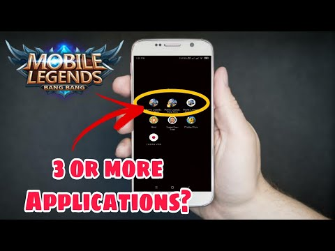 Duplicate Mobile Legends App In Android | Multiple Mobile Legends Applications In One Phone