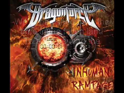 Dragonforce - Through The Fire And Flames (Chords)