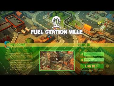 BP-GBS Fuel Station Ville system overview