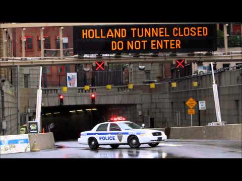 Holland Tunnel - The King