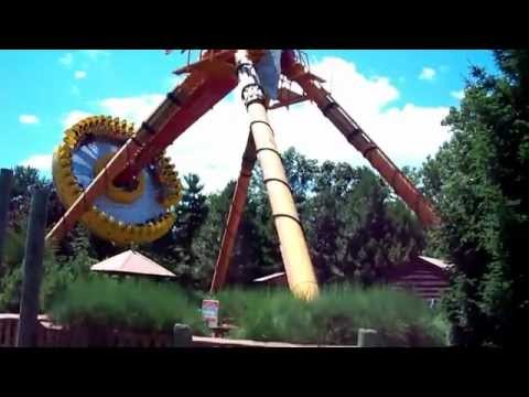 Best Rides of Six Flags New England