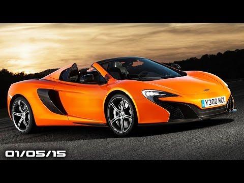 McLaren Sports Series, 2016 BMW 7 Series Spy Shots, Ford EcoBeast - Fast Lane Daily