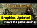 Pantheon Rise Of The Fallen - Graphics Update Overview