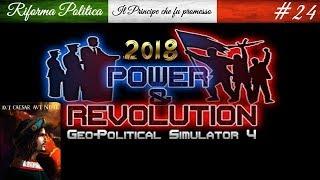 Geopolitical Simulator 4 PeR 2018 Italia Borgia: #24