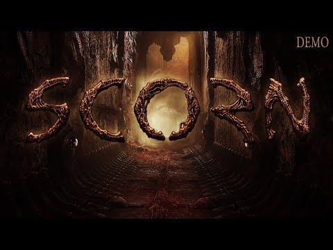 SCORN Demo Gameplay    So Horrifically Amazing!