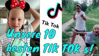 10 TIK TOK Favoriten 😎 DIDI Dance Challenge,  Freshtorge,  Knallerfrauen  ⚡️ Kleine Familienwelt