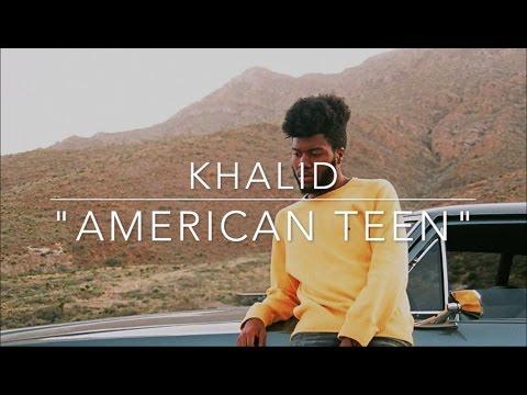"Khalid ""American Teen"" Lyric Video"