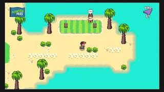 GOLF STORY PLAYTHROUGH (Nintendo Switch) Part 9 - Bermuda Isles