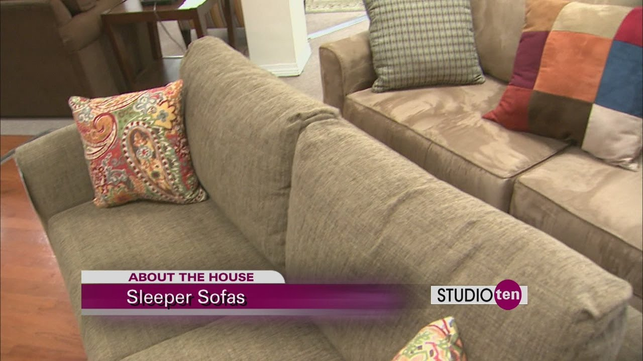 Studio 10: Sleeper Sofas Barrow Fine Furniture