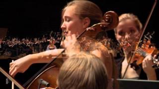 Nadège Rochat performs Tschaikowsky