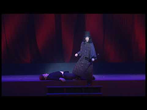 HBAPA's Jekyll and Hyde- Murder