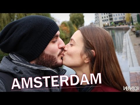 I Kissed 25 Girls in Amsterdam!!!