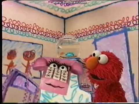 Elmo's World - Ringing a Telephone Song