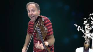 Traveling Fiddle Visits Fiddlerman