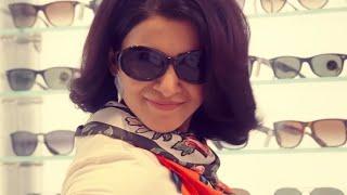 | Crazy girl status tamil | Samantha Attitude On the floor baby expression queen whatsapp status |