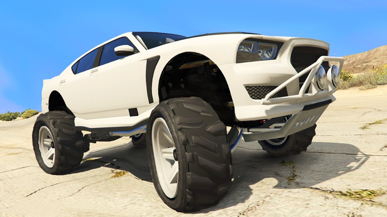 how to make lifted off road cars in gta 5 with mods gta 5 liftkits