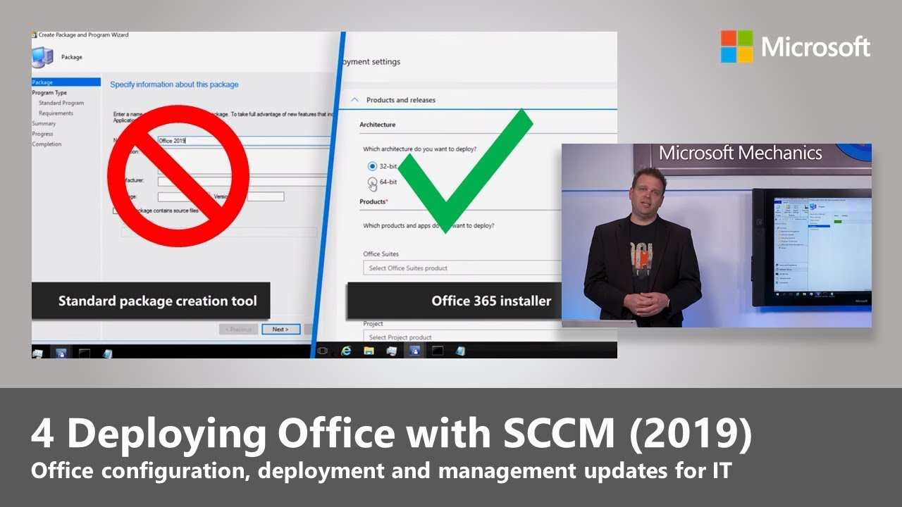 Deploying Office with SCCM (2019)