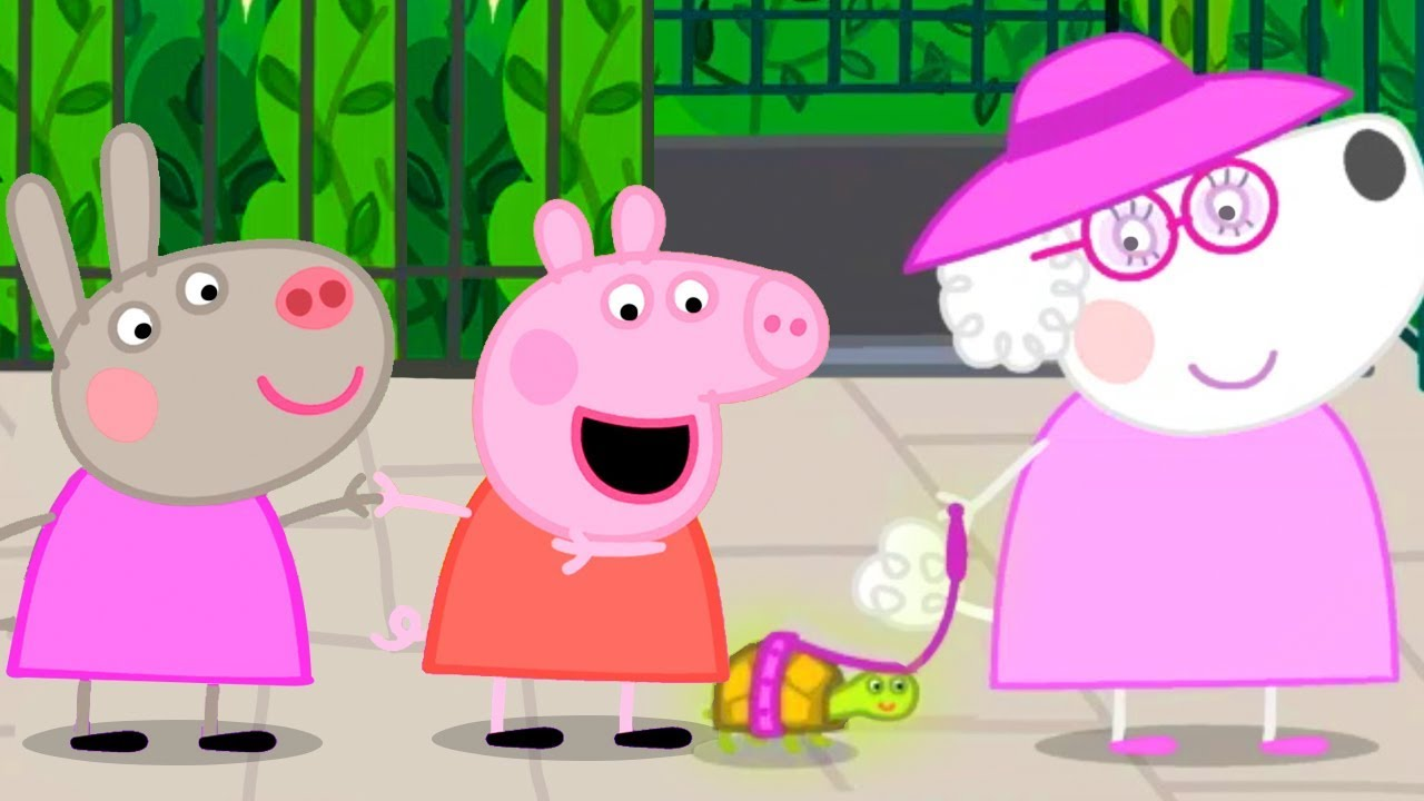 Download Peppa Pig Official Channel | Peppa Pig's Holiday in Paris with Delphine Donkey