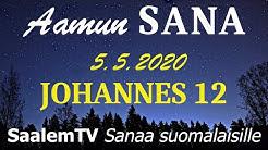 AAMUN SANA live-stream tallenne