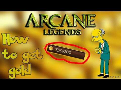 Arcane Legends: How To Get 359,000 Gold In 1 Day [2017]