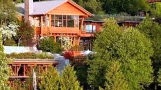 Bill Gates' House? What Amazing Natural And Modern Home Design!