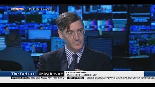 Jacob Rees-Mogg on How the UK Government is Handling Brexit