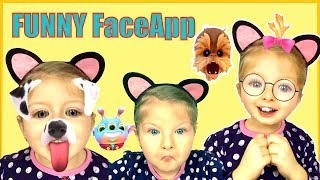 Funny Faces Video App For Android