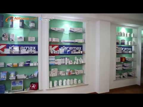 medical disposable injection syringe / how make it