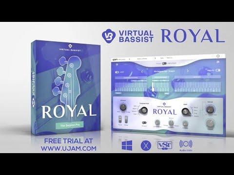 Virtual Bassist ROYAL