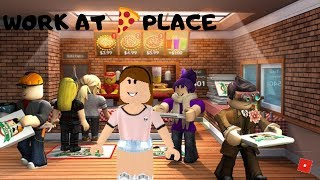 Update Roblox Work At Pizza Place-(READ the DESCRIPTION)