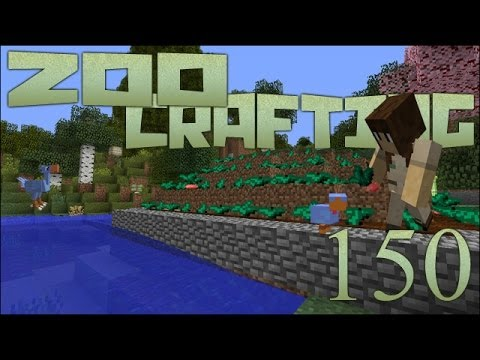 Dreaming of Flying Chocobo! 🐘 Zoo Crafting Special! Episode #150 [Zoocast]
